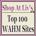Shop At Livs Top 100 WAHM sites